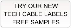 FREE TCL-49 Cable Labels Samples