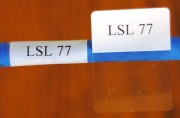 Cable Labels LSL-77 (49 Per Sheet) - Product Image