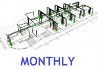 Cad5d USA Monthly Subscription  - Product Image