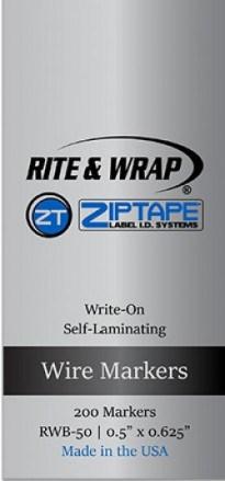 Ziptape RWB-50